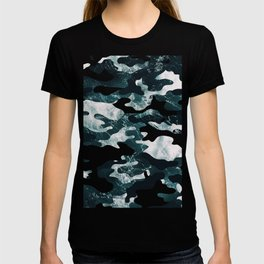 Surfing Camouflage #2 T-shirt
