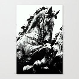 Horse Art  Canvas Print