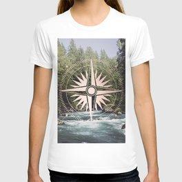 Rose Gold River Adventure T-shirt