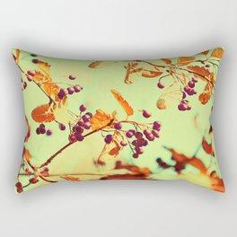 Autumn Berry Crossings @ Die Farbenfluesterin Rectangular Pillow