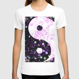 Atomic Yin Yang T-shirt
