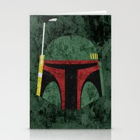 boba Stationery Cards featuring Boba Fett by Some_Designs