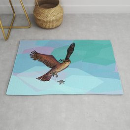 Owls are pretty much ninjas. | COLOR Rug