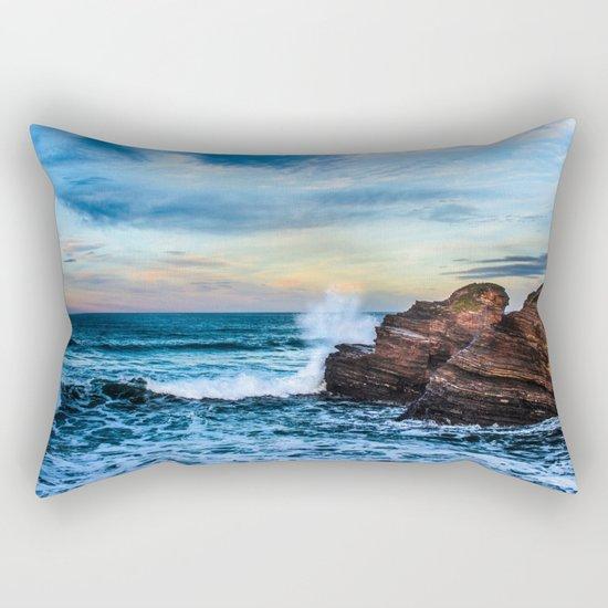 The surf Rectangular Pillow