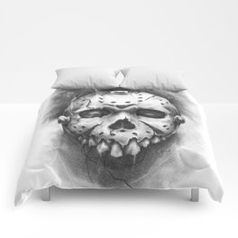 The Return of Vorhees Comforters