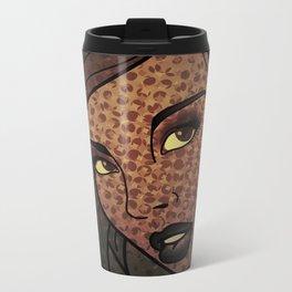 Glare Metal Travel Mug
