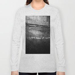 New York City I Dream of Love Long Sleeve T-shirt
