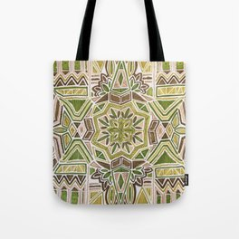 Earth Tapestry Tote Bag