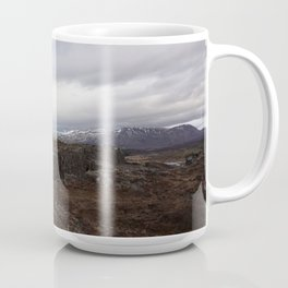 Continental drift - Thingvellir National Park Coffee Mug