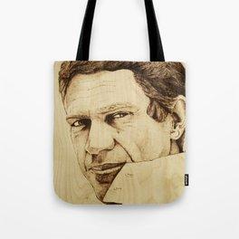 Steve McQueen Tote Bag