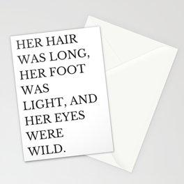 La Belle Dame sans Merci Stationery Cards