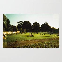 Newtown Park, Sydney Rug