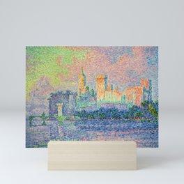 The Papal Palace, Avignon Mini Art Print