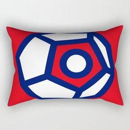 Dodecatron Rectangular Pillow