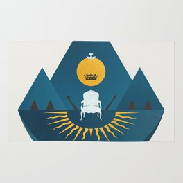 The Sun King Rug