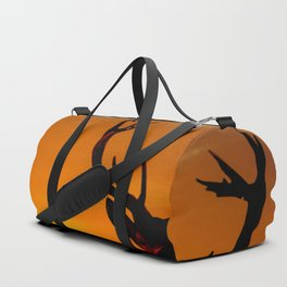Highland Stag Duffle Bag