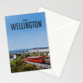 Visit Wellington Stationery Cards