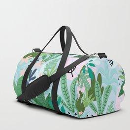 Into the jungle Duffle Bag