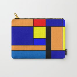 Mondrian #2 Carry-All Pouch