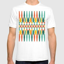 Festive pattern T-shirt