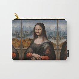Mona Swanson Carry-All Pouch