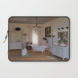 Tranquility Spa Laptop Sleeve