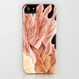 Platycerium iPhone Case