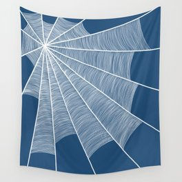 The spider's house #4 Wall Tapestry