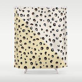 AFE Animal Print Shower Curtain