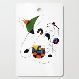 Joan Miro Cutting Board