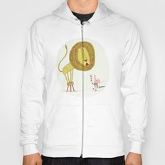 'Lion & Mouse' Hoody
