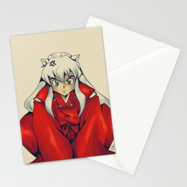 Inuyasha Stationery Cards