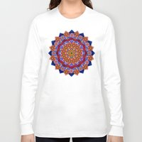 universe Long Sleeve T-shirts featuring Universe  by LudaNayvelt