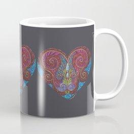 Heart Totem Coffee Mug