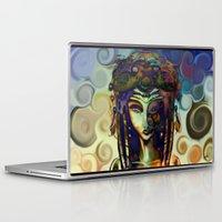alchemy Laptop & iPad Skins featuring Psychedelic Alchemy by Ayula