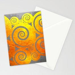""""""" Kiwi Lifestyle"""" - Golden Kuro Stationery Cards"""