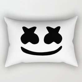 Marshmello Rectangular Pillow