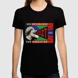 Alexandria Ocasio-Cortez Resist T-shirt