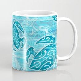 Hawaiian Tribal Honu's Coffee Mug