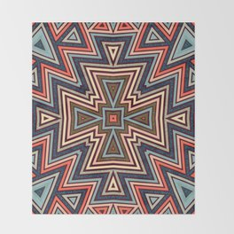 Try Angles Throw Blanket
