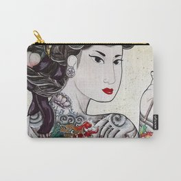 Min Hee  Carry-All Pouch