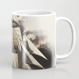 sailing ship vintage Coffee Mug