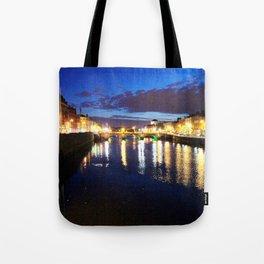 Liffey Twighlight Tote Bag