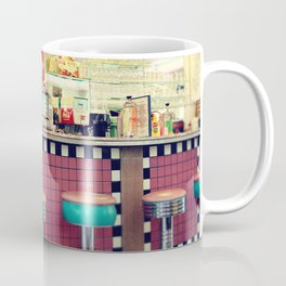 retro diner Coffee Mug