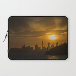 Sunset in Sydney (Australia) Laptop Sleeve
