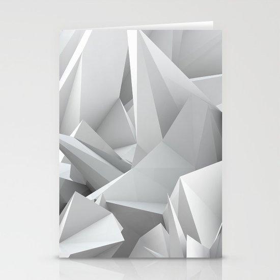 White Noiz Stationery Cards
