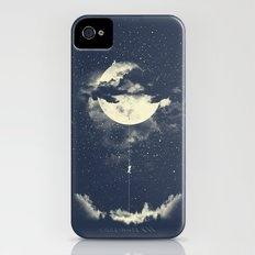 MOON CLIMBING Slim Case iPhone (4, 4s)