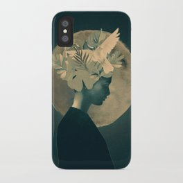 Moonlight Lady iPhone Case