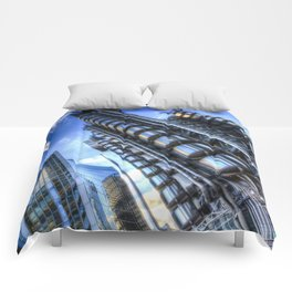 Lloyd's and Willis Group London Comforters