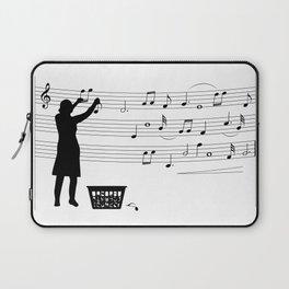 making more music Laptop Sleeve